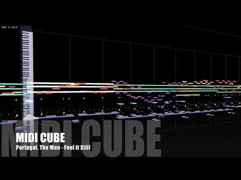 MIDI Full Cover] Portugal. The Man - Feel It Still | MIDI CUBE | Instrumental | Karaoke