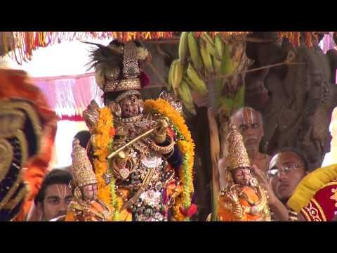 Kanchi Varadarajan - Vaikasi Brahmothsavam 2018_Day 06 Morning_Venugopalan Thirukkolam_Paththi Ula