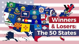 Winners & Losers - Episode 2: The 50 States of America thumbnail