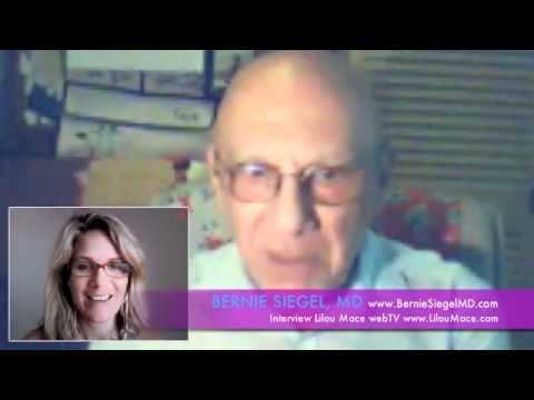 Role of Consciousness and self-healing discussed with Dr Bernie Siegel