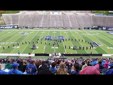 Sky View High School Marching Band BBI 09/30/2017