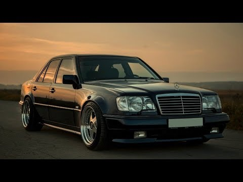 Mercedes Benz W124 500e Widebody Build Project Youtube