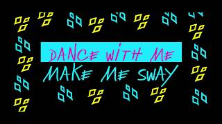 Saweetie & GALXARA - Sway With Me (from Birds of Prey: The Album) [Official Lyric Video]