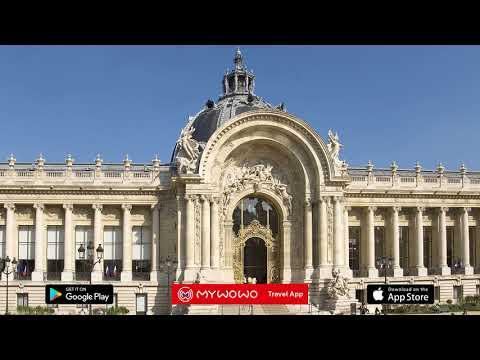 Grand Et Petit Palais – Petit Palais – Paris – Audioguide – MyWoWo Travel App