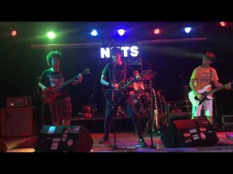 Lithium(live show at NUTS Livehouse, Chongqing, China, July, 2016)