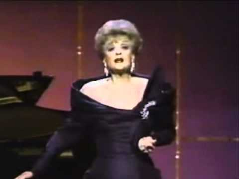 Send in the Clowns (A Little Night Music) - Angela Lansbury.