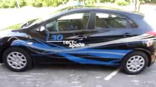 Hyundai i30 Тест драйв || Anton Avtoman