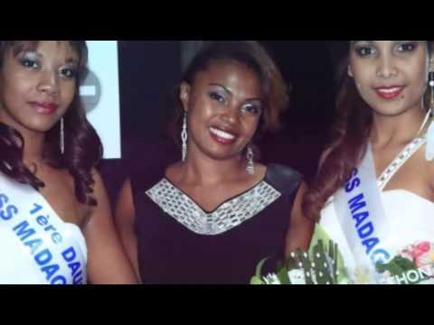 Miss Madagascar : Christina Ranto Harisoa, lauréate du concours ...