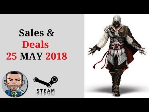 Steam Sales and Deals 25th May