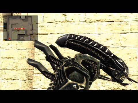 Counter-Strike: Source ¡Aliens Mod! 👽