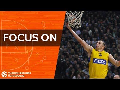 Focus on: Michael Roll, Maccabi FOX Tel Aviv
