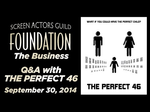 The Business: Q&A with THE PERFECT 46