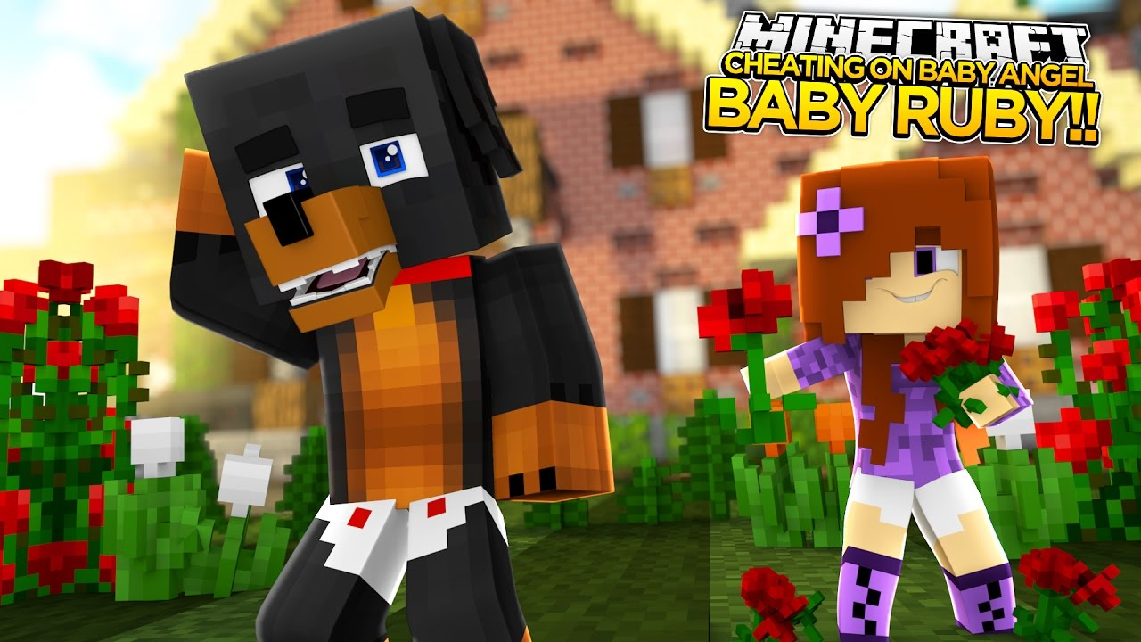 Did Baby Max Cheat On Baby Angel W Baby Ruby Minecraft