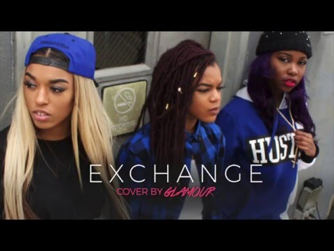 Bryson Tiller & Xscape - Exchange Cover Mashup by  Glamour