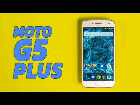 Next Level Budget Phone - Meet the Moto G5 Plus