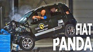 Fiat Panda Cross 2015 Videos