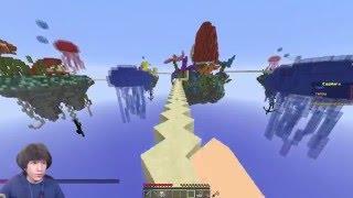 Minecraft Egg Wars | حرب البيض #43 | احلى قيم فالسلسلة