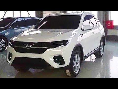 Новый УАЗ Кроссовер 3170