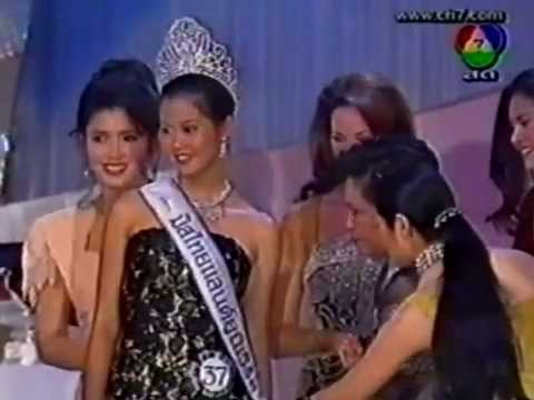 Miss Thailand Universe 2000 - Final and Crowning Moment