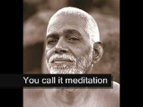 ramana-maharshi---meditation