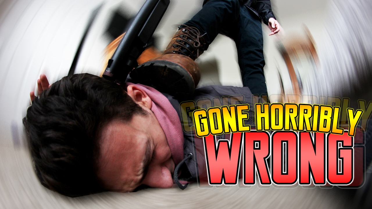 24 HOUR CHALLENGE IN A STRANGERS HOUSE  ALMOST GOT SHOT    YouTube
