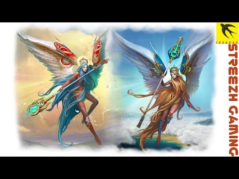 видео: Ангел в силу. prime world - заступница \ хранительница.