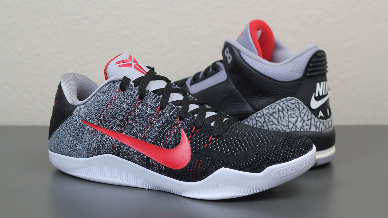 7272acdc8a63 The Nike Kobe 11 Elite Low