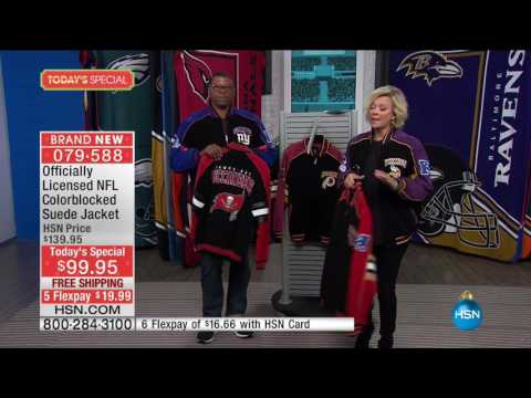 HSN | Football Fan Shop Gifts 10.25.2016 - 09 PM