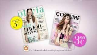 Bonnier: Shortcut, Olivia & Costume