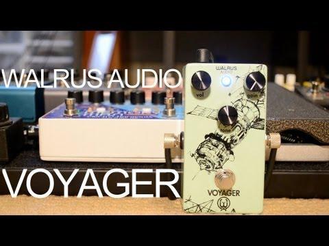 Walrus Audio Voyager o...