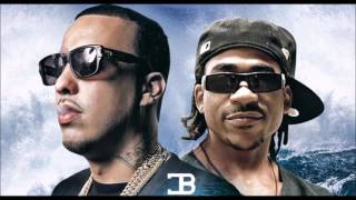 French Montana feat. Chinx - All Over (Waves Gods) [CDQ]