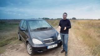 Видео - обзор Mercedes A 190 long бензин за 1850 евро(Видео - отчёт пригнанного очередного Мерседеса А190 в лонг версии. Пригнан наш а-класс из Швейцарии, эксплуат..., 2016-11-14T11:14:35.000Z)