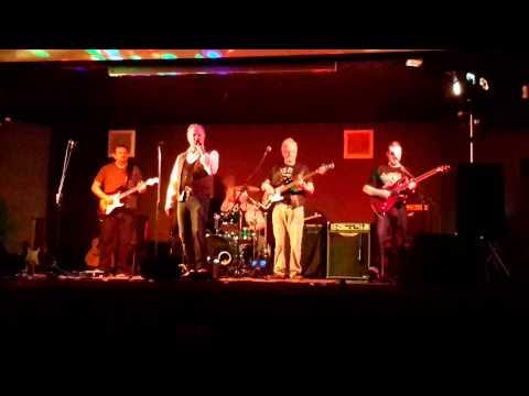 Howard Baker Band Performing White Room