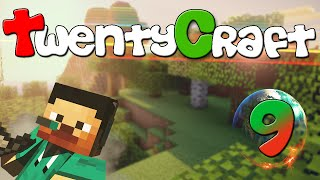 Minecraft ITA | Twentycraft STAGIONE 2 #09 | Ossidiana dove sei?!?!