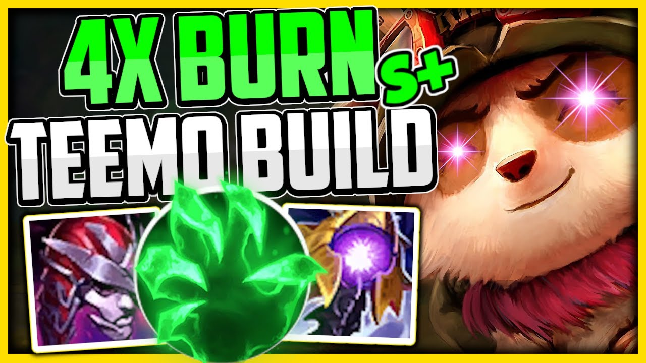 Download How to Play Teemo & CARRY LOW ELO! + Best Build/Runes   Teemo Guide Season 11 League of Legends