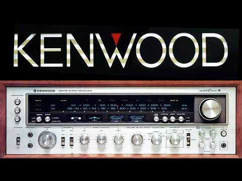 Kenwood Eleven III - Vintage Stereo Receiver. Repair Restoration Testing Old Hi-Fi 2 Channel Audio.