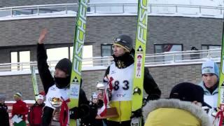 2011年 STVカップ 表彰式