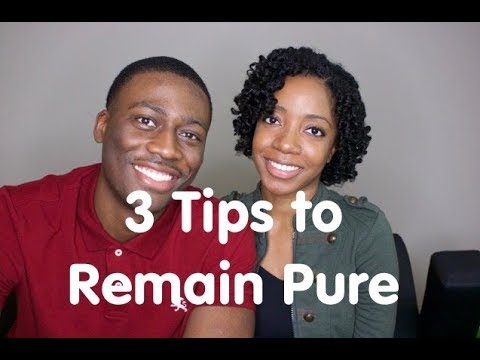 3 Tips To Help You Stay Pure | @GodlyDating101