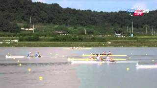 Rowing World Championships 2013, South Korea - 2000m double scull lightweight final