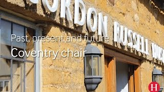 The Coventry chair: Past, present and future