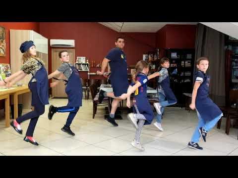 Детский Кулинарный Лагерь Модерато. Flex Kids Dance. Флекс дети танец.
