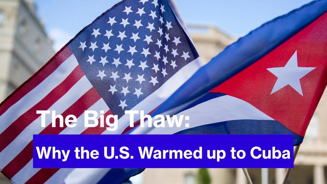 cuba u s relations Washington and havana each have reasons that make normalizing bilateral ties a sensible goal.