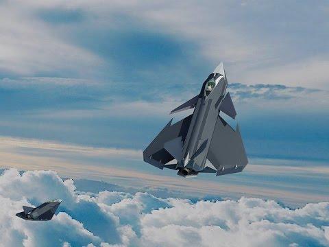 Russian top advanced  secret military aircraft