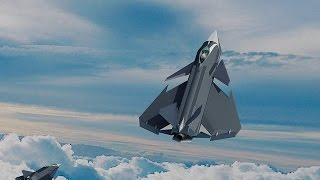 Russian top advanced  secret military aircraft