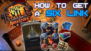 Path of Exile – How to get, color and craft a 6 Link Astral Plate