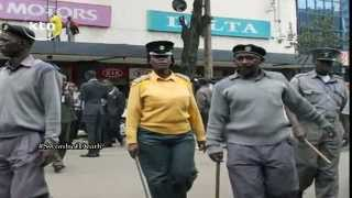Swords of Death: Nairobi County Askaris stab more than 12 Hawkers around Ngara Estate