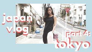 Japan VLOG part 4: Tokyo | Jumbo Yakiniku, Shake Shack, Tsukiji, DisneySea