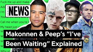 """ILoveMakonnen, Lil Peep & Fall Out Boy's """"I've Been Waiting"""" Explained 