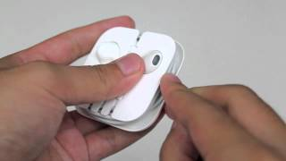 How To Put Back Your Apple Earpods In The Travel Case