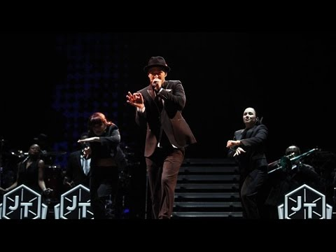 Justin Timberlake - Not A Bad Thing/Human Nature Rock in Rio Lisboa 2014